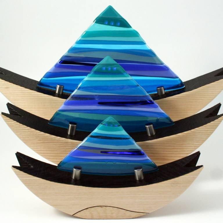 Scott Irvine - Vessel Sculptures