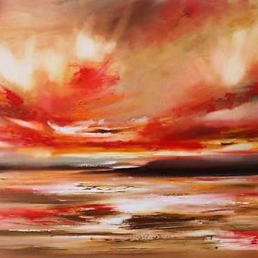 Rosanne Barr - Flaming Skies