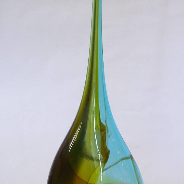 Phil  Atrill - Large Tall Horizon Bottle