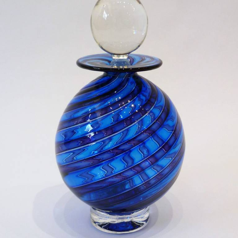 Bob Crooks - Small Pasteralli Scent Bottle