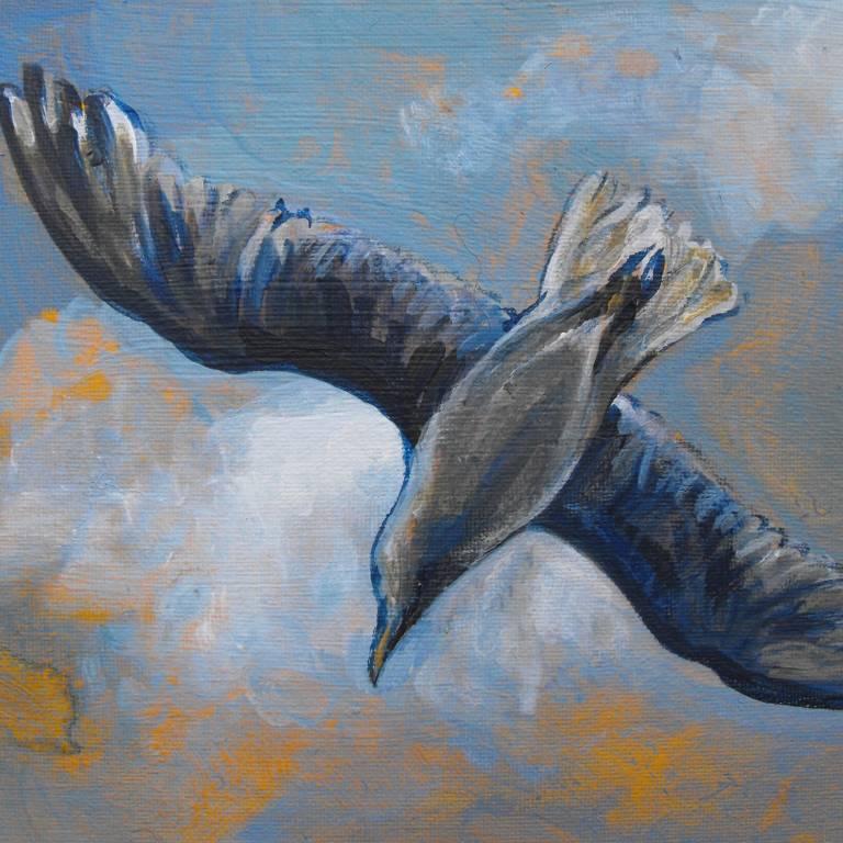 Judith Bridgland - Flying Free