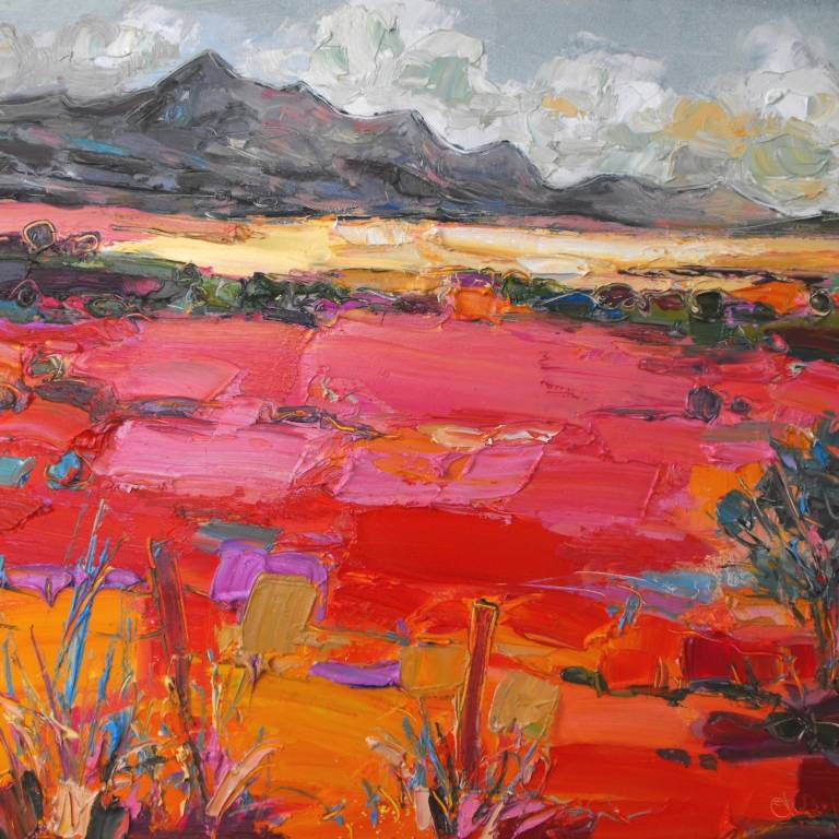 Judith Bridgland - Ribigill Estate, Sutherland