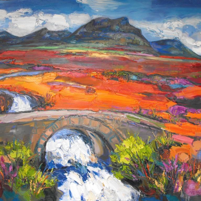 Judith Bridgland - Quinag Mountains, Sutherland