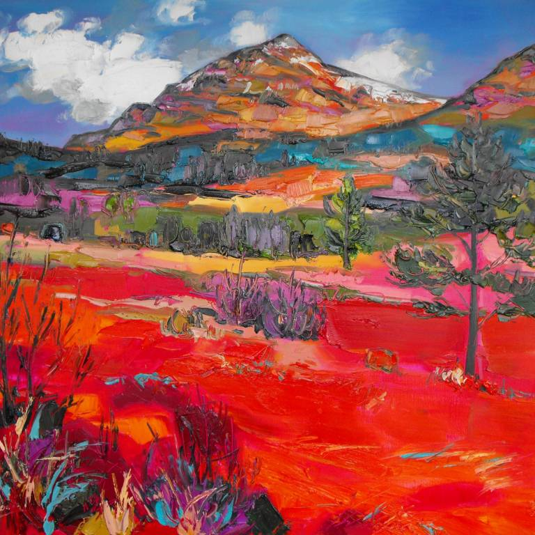 Judith Bridgland - Glen Lochy
