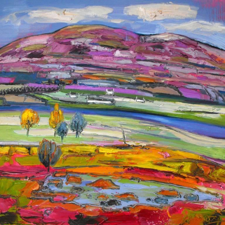 Judith Bridgland - The Road to Braemar