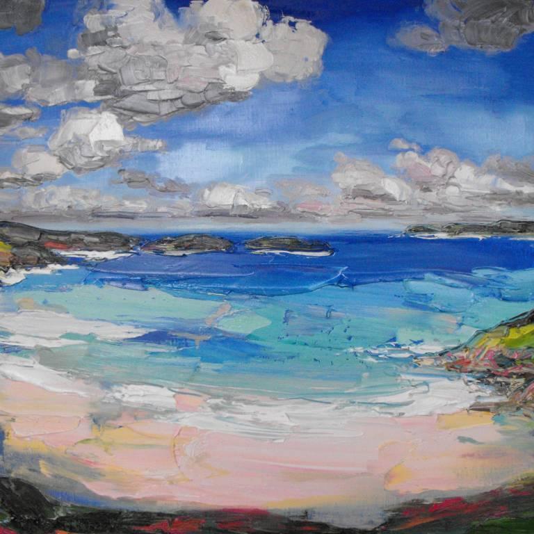 Judith Bridgland - Clouds over Coldbackie