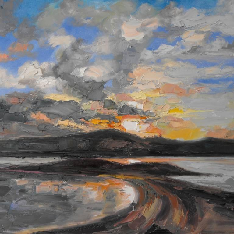 Judith Bridgland - Evening, Loch Eriboll