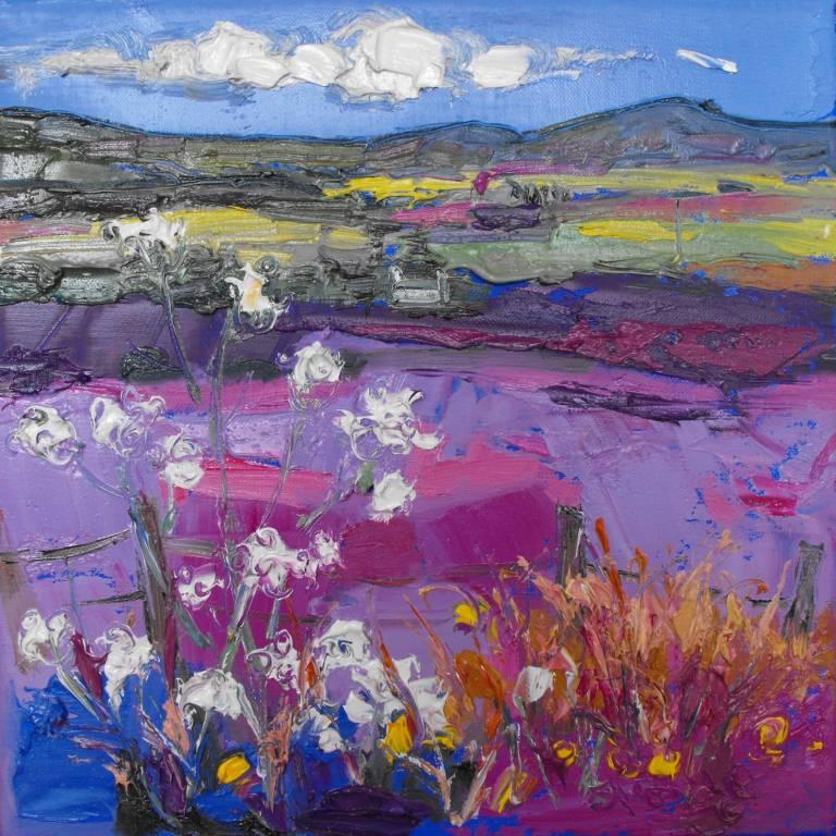 Judith Bridgland - Cow Parsley, Clashnoir