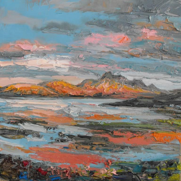 Judith Bridgland - Setting Sun, Ben Loyal