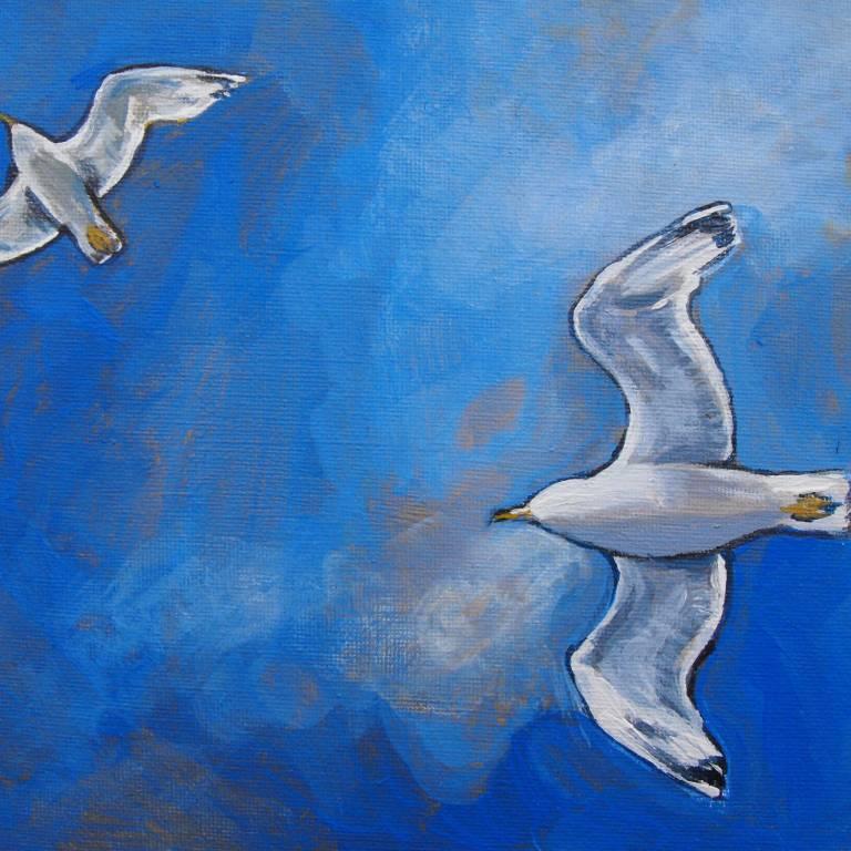 Judith Bridgland - Free as a Bird
