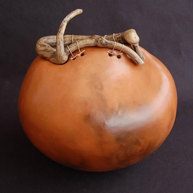 Red Chestnut Pot