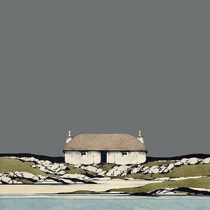 Uist Coast (Limited Edition Print)