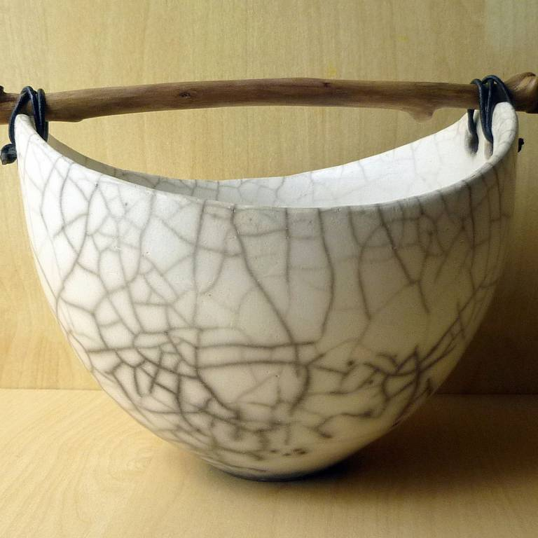 Anne Morrison - Small Crackle Bowl