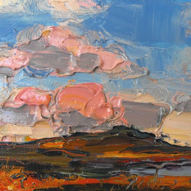 Sunset, Ben Hutig