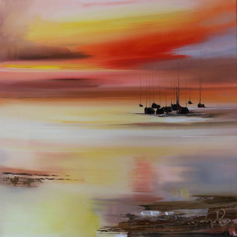 Rosanne Barr - Calm on the Western Coast