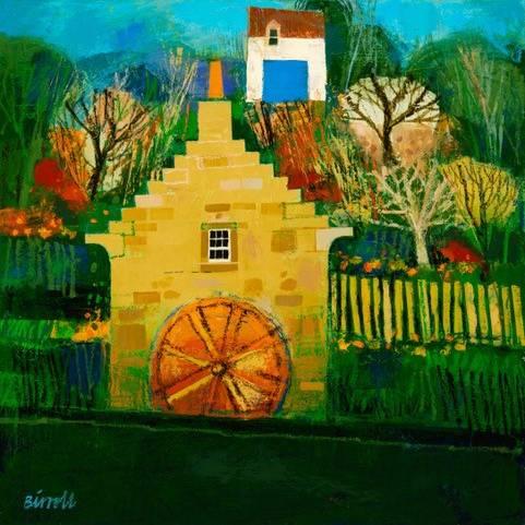 George Birrell - Mill Garden