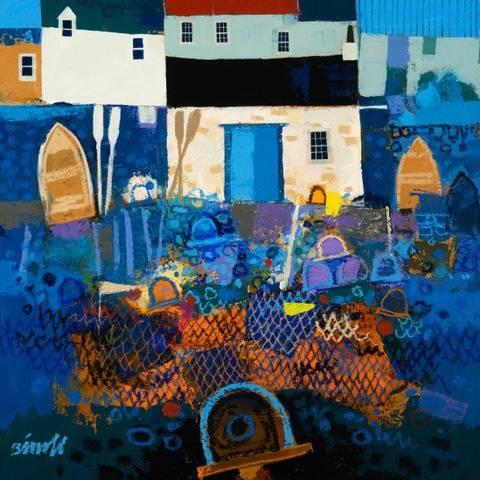George Birrell - Fishermen's Gear
