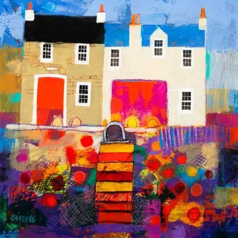 George Birrell - Red Doors
