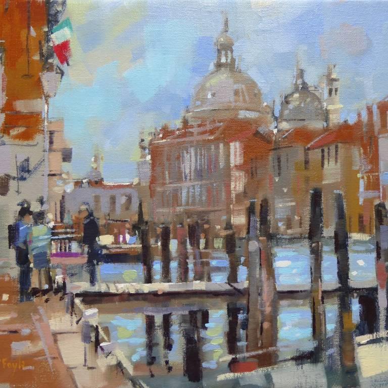 Peter Foyle - Traghetto, Venice
