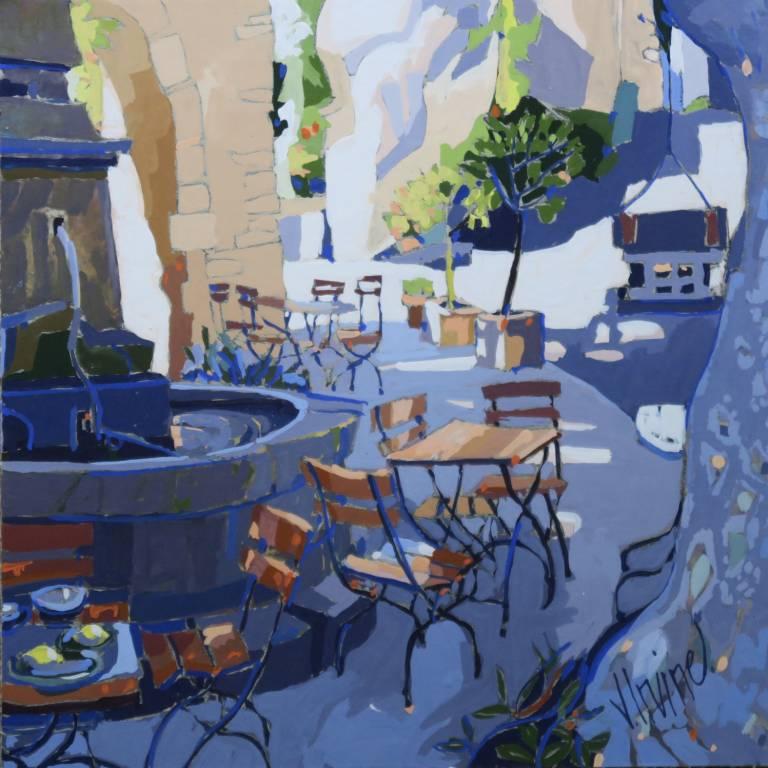 Jennifer Irvine RGI RSW - Seillans, Provence