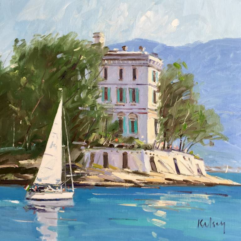 Rounding the Cove, Rapallo