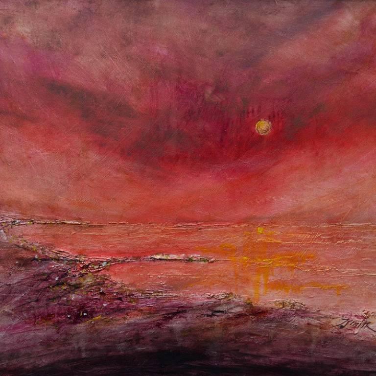 Julie Smith - Troon Sky, Ayrshire