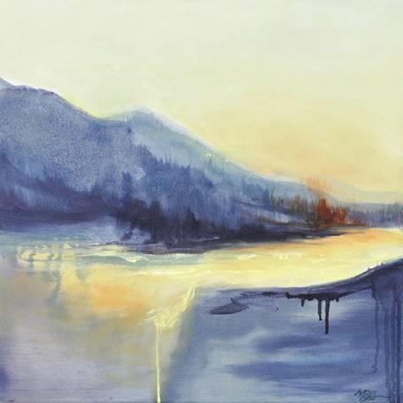 Madeleine Gardiner - Blue Hills