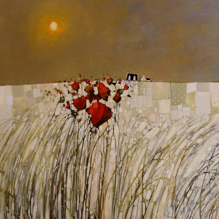 Gordon Wilson - The Tall Grass, Gargunnock