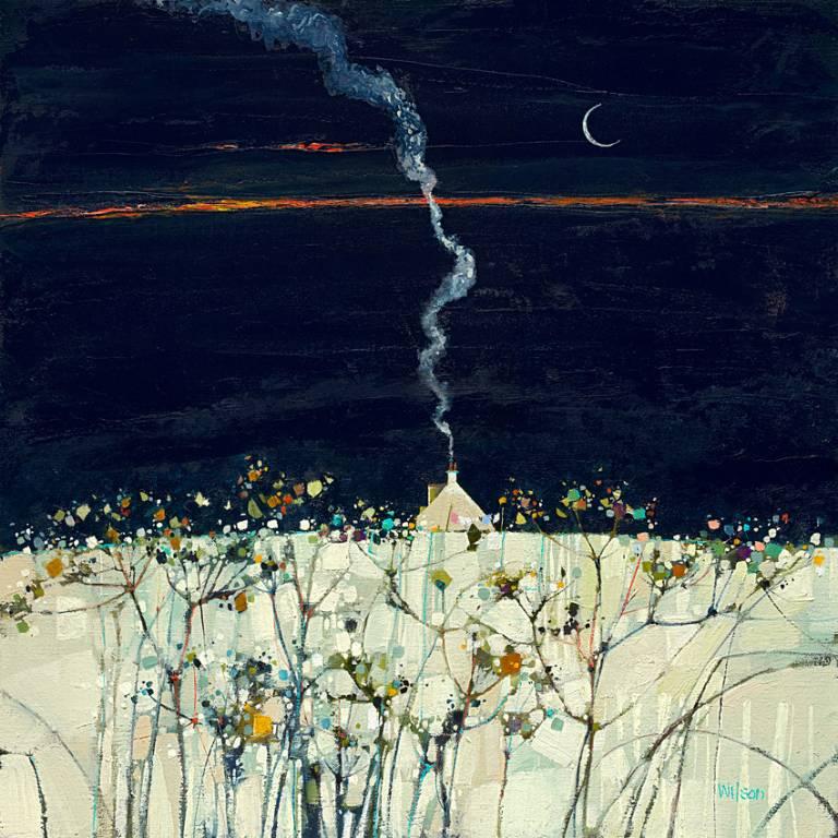 Gordon Wilson - Heavy Cresentic Smoke, Skye