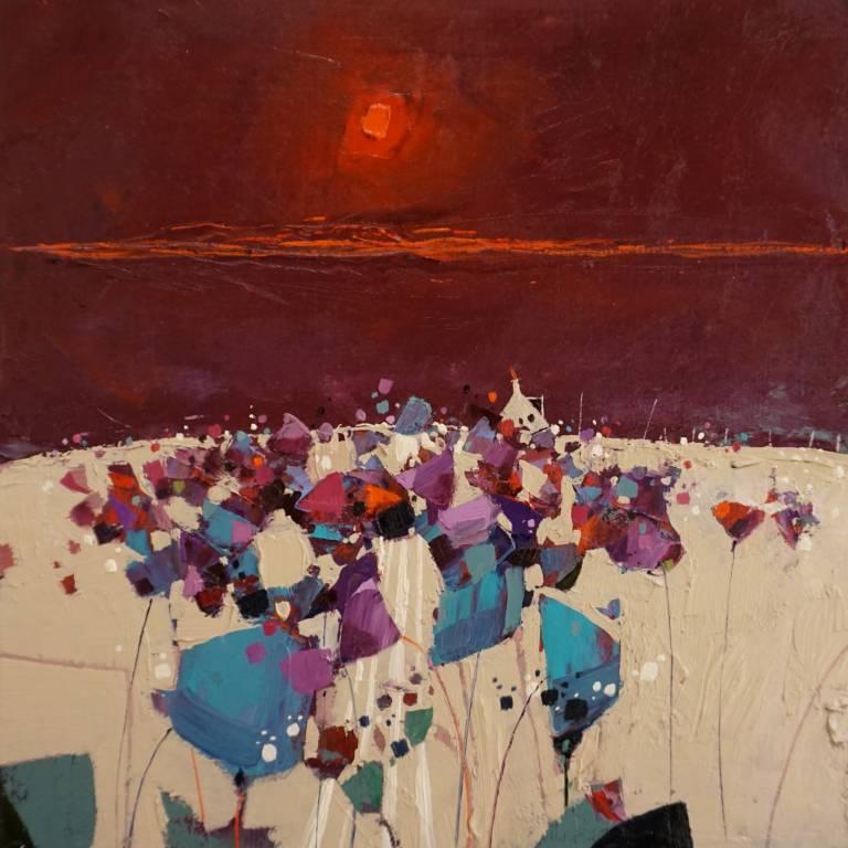 Gordon Wilson - Kaleidoscopic Flowerscape