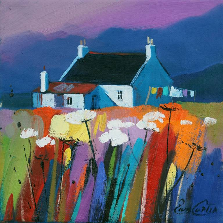 Pam Carter - Twilight Lean To