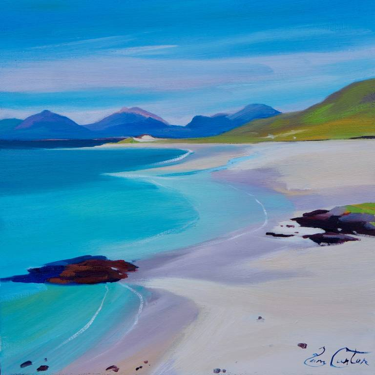 Pam Carter - Big Beach Seilebost