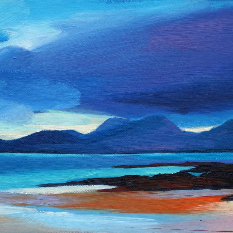 Pam Carter - Storm Clouds Jura