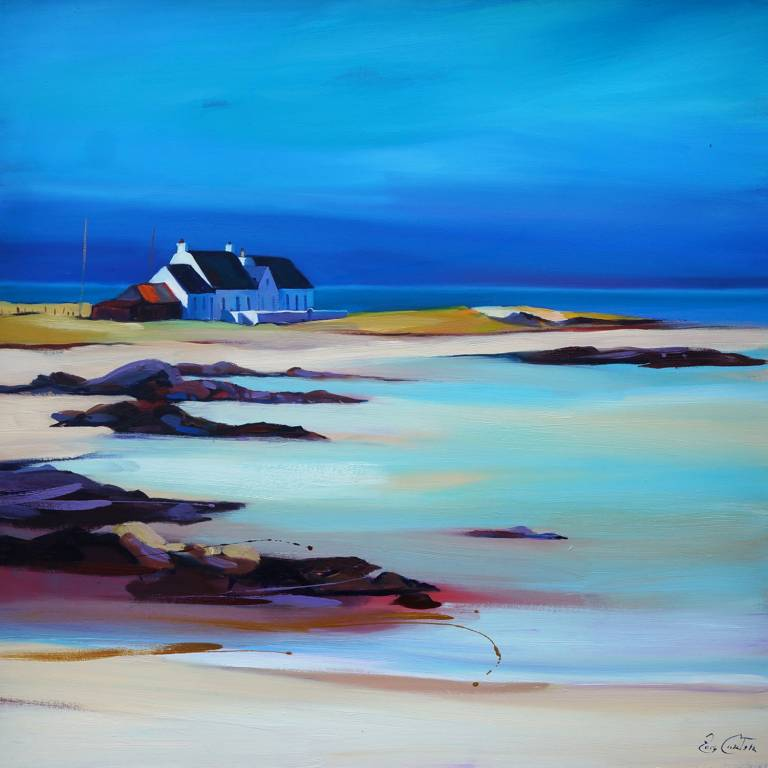 Pam Carter - Coastal Steading, Tiree