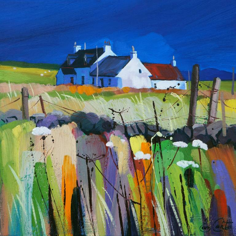 Pam Carter - Dyke Before The Steading