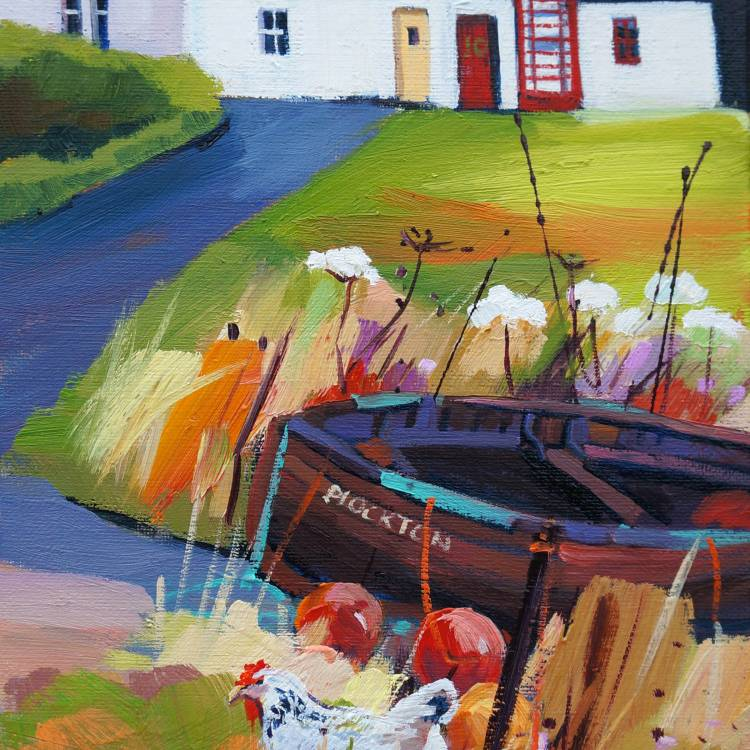 Pam Carter - The Plockton Box