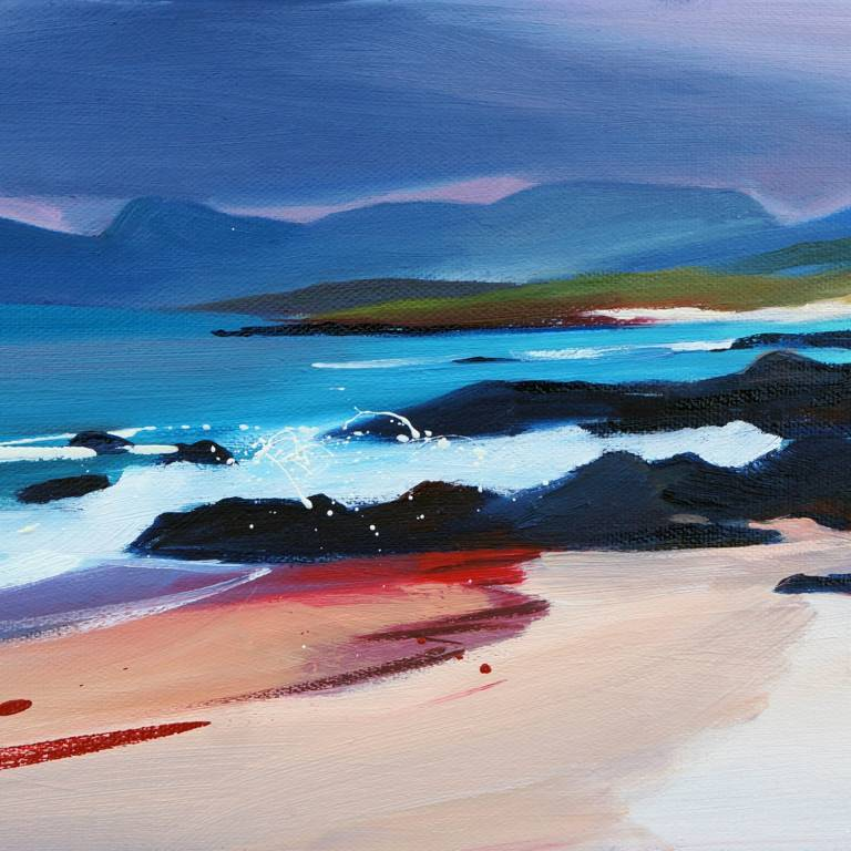 Pam Carter - Rocky Shore To Harris Mountains
