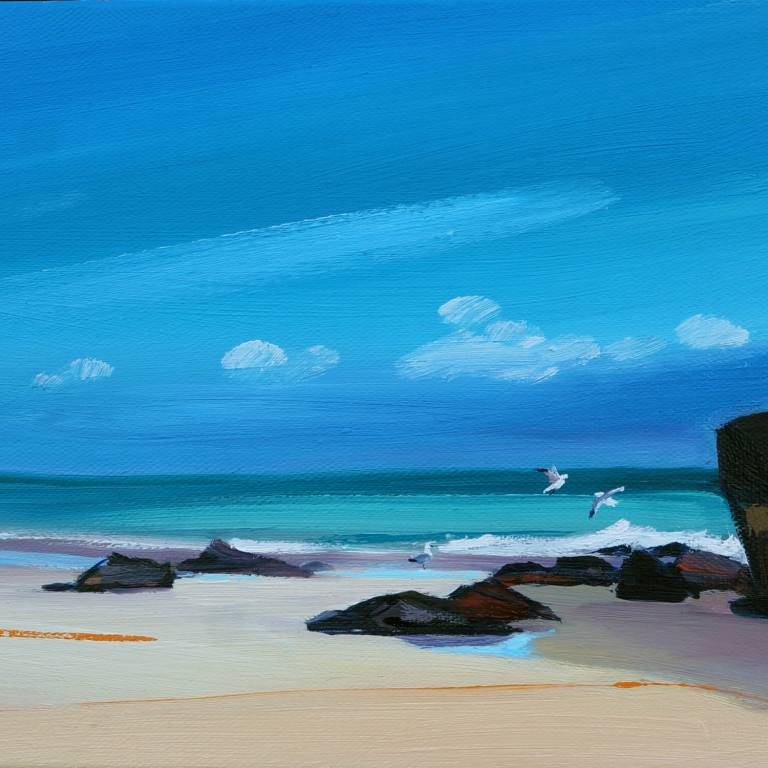 Pam Carter - Shoreline Stacks