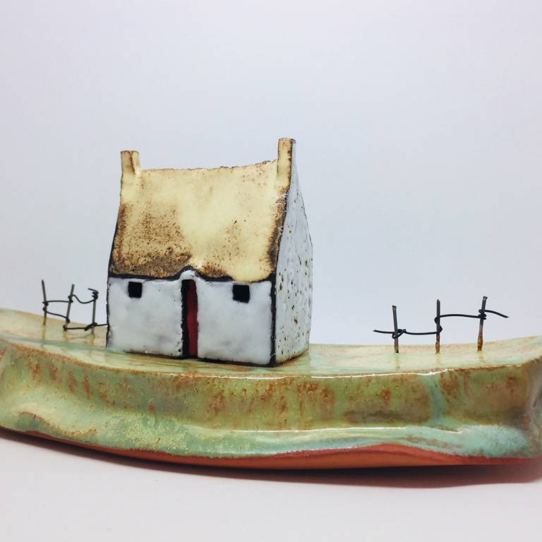 Pauline  Montgomery - Cream Roof