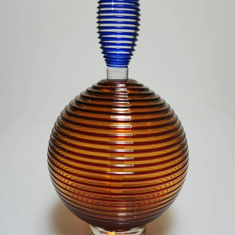 Bob Crooks - Spirale Scent Bottle