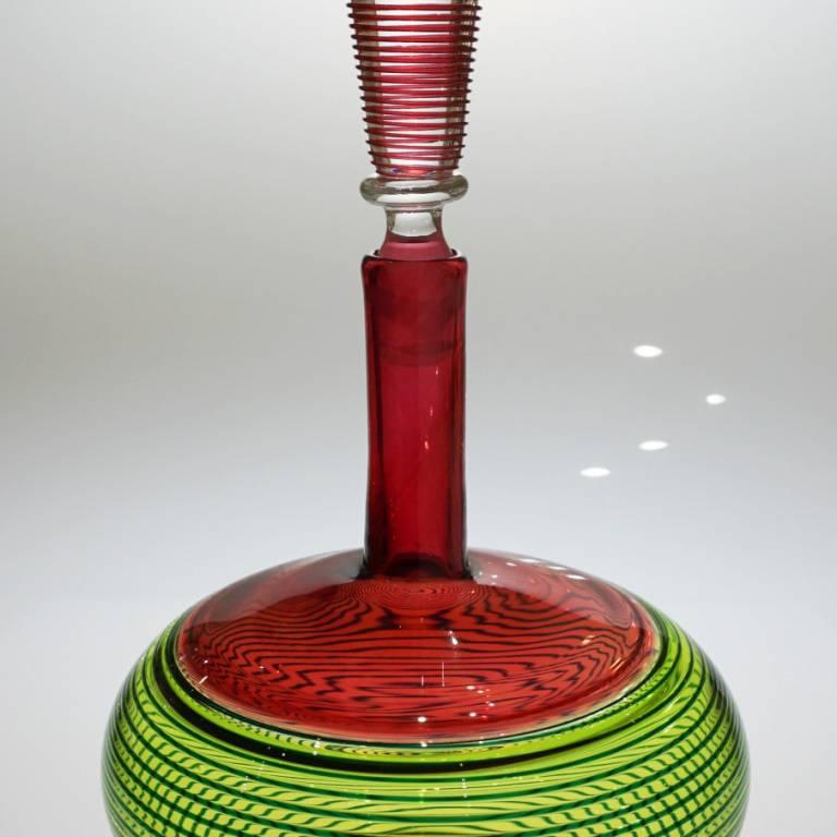 Bob Crooks - Encalm Spirale Decanter