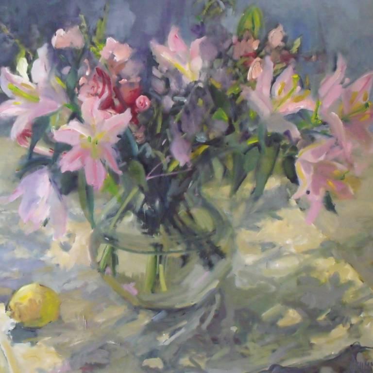 Dappling Flowers