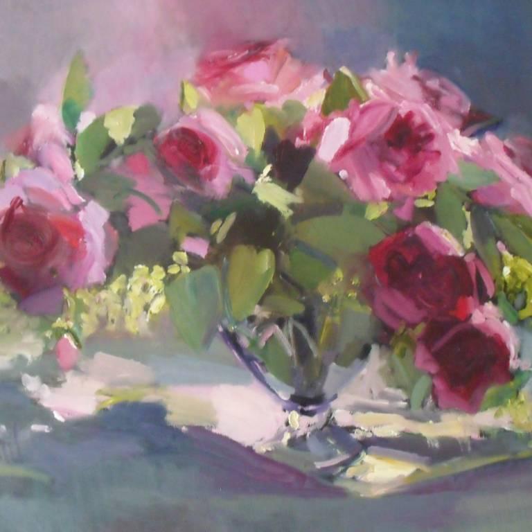 Rosa-Gertrude Jeckyll (Julie's Roses)