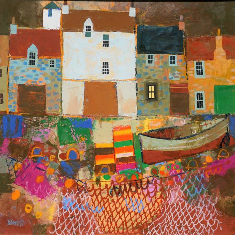 George Birrell - The Harbour Warning Light