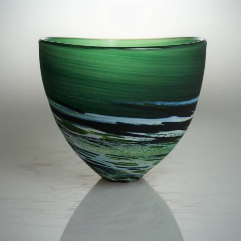 Richard Glass - Seaspray Bowl Green
