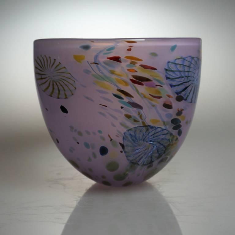 Shakspeare Glass - Medium Flotsam Bowl