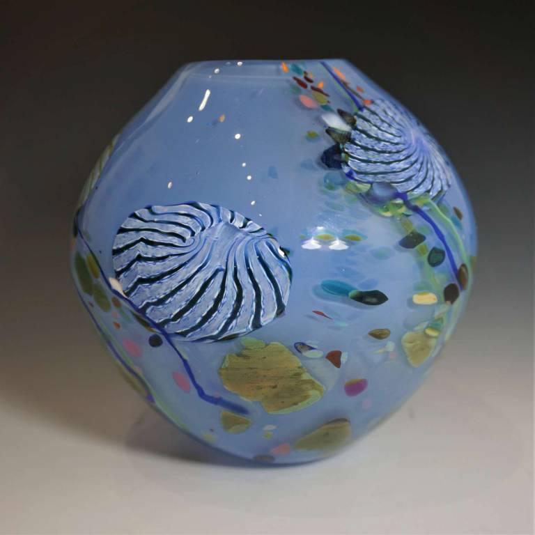 Shakspeare Glass - Medium Flotsam Vase