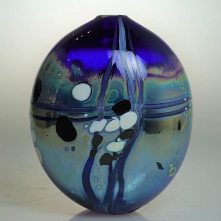 Shakspeare Glass - Small Lustre Rocks Vase