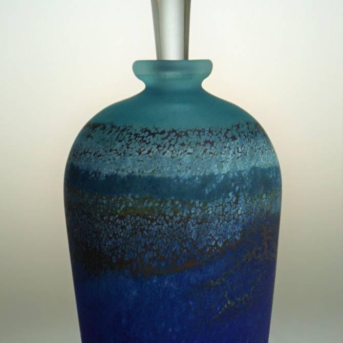 Shakspeare Glass - Coast Perfume Bottle