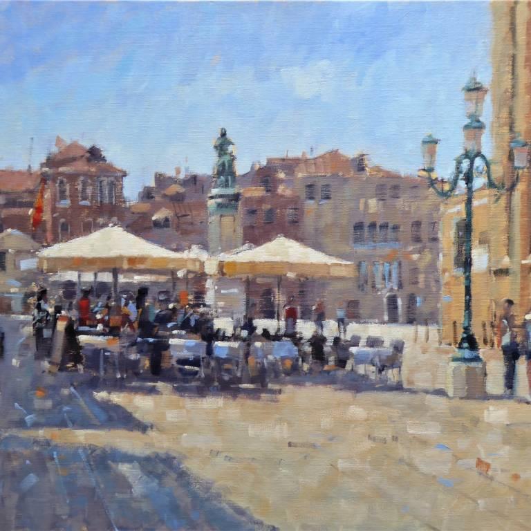 Peter Foyle - Morning Sun, San Giovanni e Paolo, Vanice